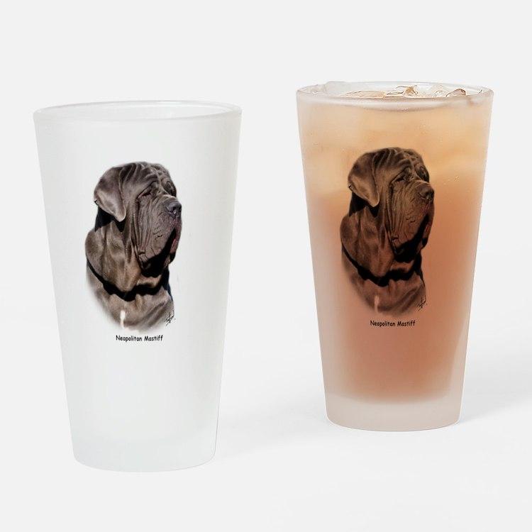 Neapolitan Mastiff 9Y393D-045 Drinking Glass