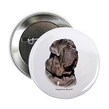 "Neapolitan Mastiff 9Y393D-045 2.25"" Button"