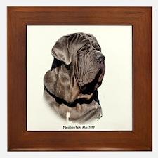 Neapolitan Mastiff 9Y393D-045 Framed Tile