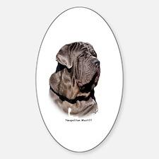 Neapolitan Mastiff 9Y393D-045 Decal