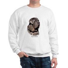 Neapolitan Mastiff 9Y393D-045 Sweatshirt