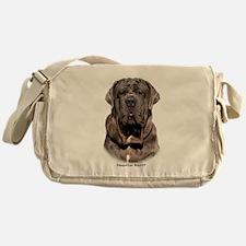 Neapolitan Mastiff 9Y393D-047 Messenger Bag
