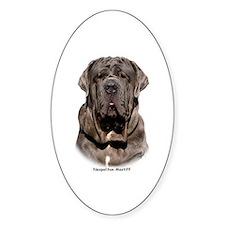 Neapolitan Mastiff 9Y393D-047 Decal