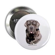 """Neapolitan Mastiff 9Y393D-053 2.25"""" Button (10 pac"""