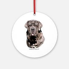 Neapolitan Mastiff 9Y393D-053 Ornament (Round)
