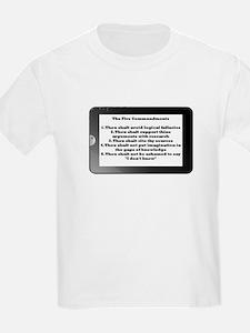 The 5 Commandments T-Shirt