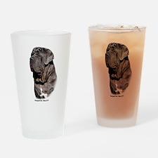 Neapolitan Mastiff 9Y393D-061 Drinking Glass