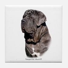 Neapolitan Mastiff 9Y393D-061 Tile Coaster