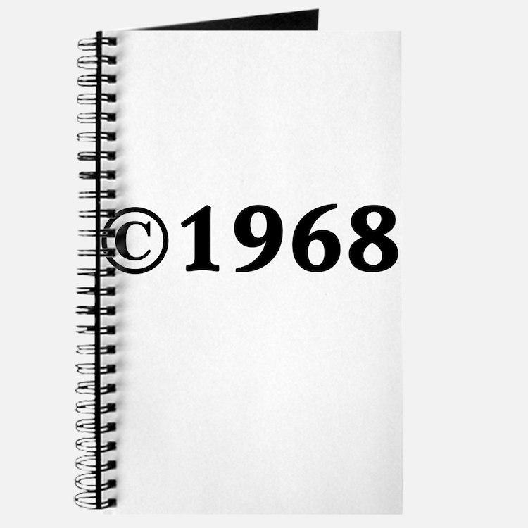 1968 Journal