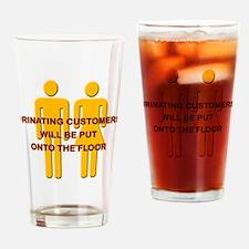 Cute Engrish Drinking Glass
