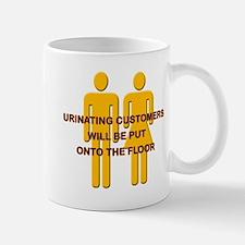 Urinating_Customers Mugs