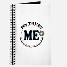 The World Revolves Around ME! Journal