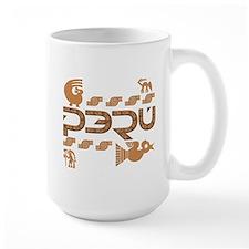Peru Design 3 Mug