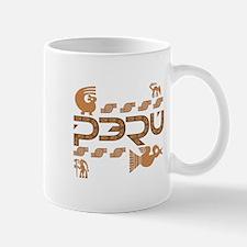 Peru Design 3 Small Small Mug
