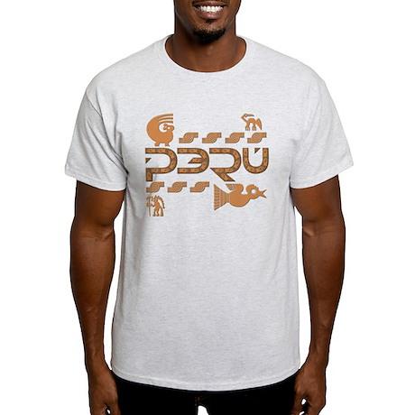Peru Design 3 Light T-Shirt