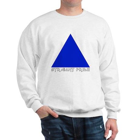 Straight Pride Metal Logo Sweatshirt