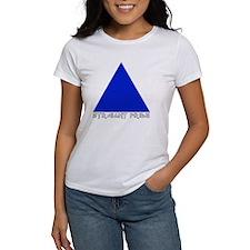 Straight Pride Metal Logo Tee