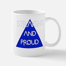 Straight and Proud Mug