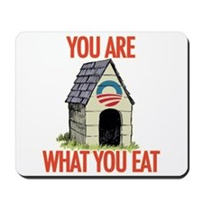 Obama Doghouse Mousepad