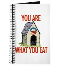 Obama Doghouse Journal