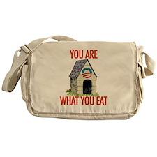 Obama Doghouse Messenger Bag