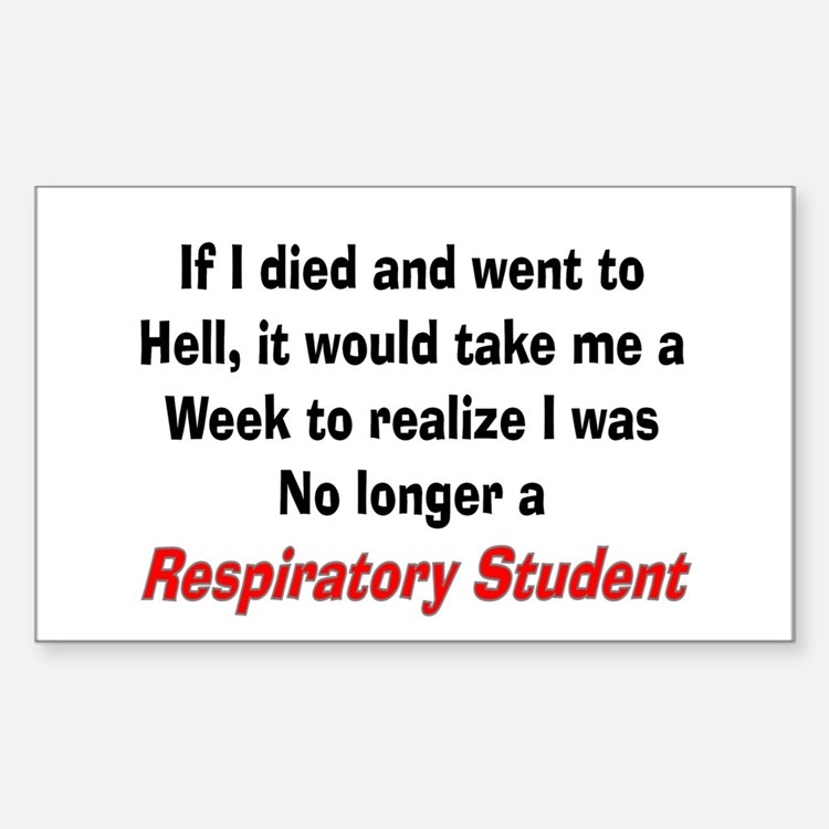 respiratory therapy student bumper stickers car stickers decals more