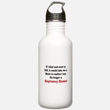 Respiratory Therapy XXX Water Bottle