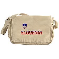 Slovenia Messenger Bag