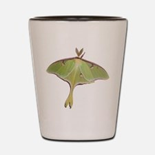 Super Green Moth Shot Glass