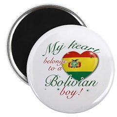 My heart belongs to a Bolivian boy 2.25