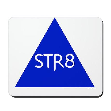 Str8 Mousepad