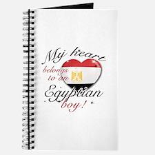 My heart belongs to an Egyptian boy Journal