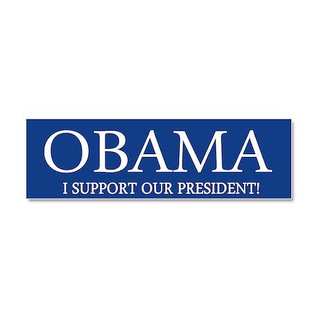 Obama Car Magnet Car Magnet 10 x 3