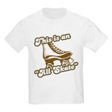 This is an All Skate Kids T-Shirt