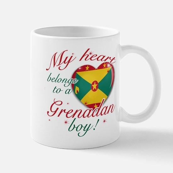 My heart belongs to a Grenadan boy Mug