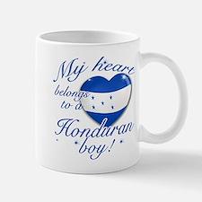 My heart belongs to a Honduran boy Mug