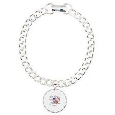 My heart belongs to a Liberian boy Bracelet