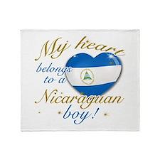 My heart belongs to a Nicaraguan boy Stadium Blan