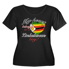 My heart belongs to a Zimbabwean boy T