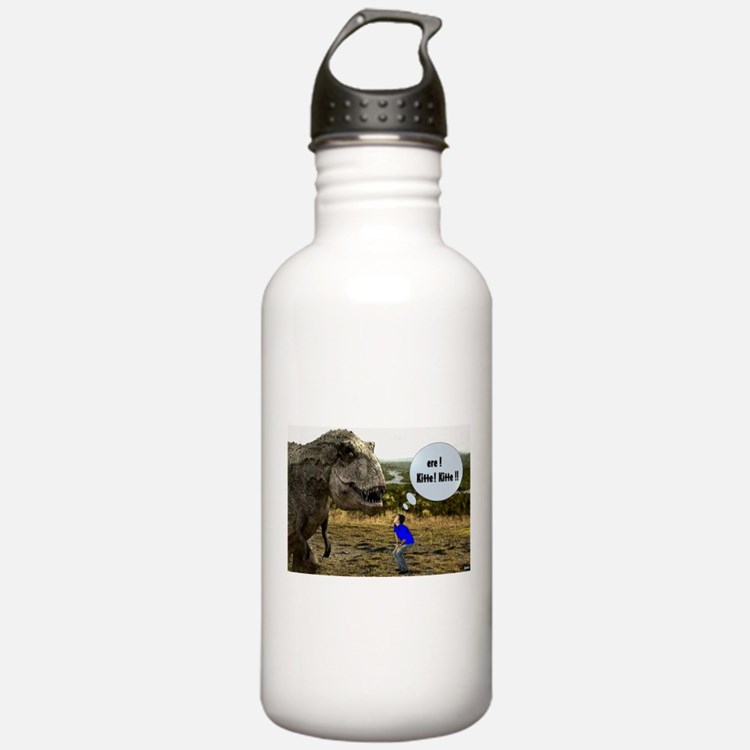 knowhere to hide Water Bottle