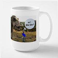 knowhere to hide Mug
