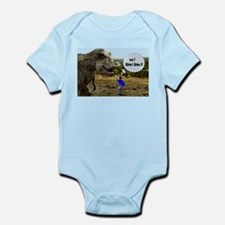 knowhere to hide Infant Bodysuit
