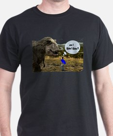 knowhere to hide T-Shirt