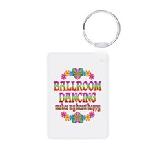 Ballroom Happy Keychains
