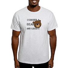 'Kissed A Bear' T-Shirt
