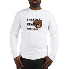 'Kissed A Bear' Long Sleeve T-Shirt