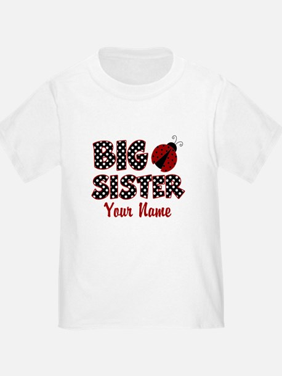 Big Sister Ladybug T