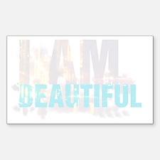 I am Beautiful Decal