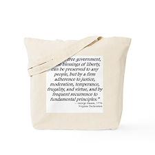 BlessingsOfLiberty Tote Bag