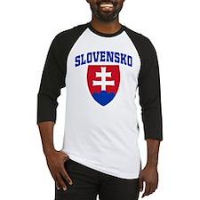 Unique Slovensko Baseball Jersey